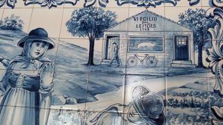 Virgilio dos Leitoes desde 1945
